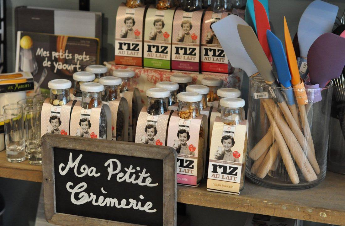 Préparation riz au lait : boutique L'Effet Maison à Paris - 22 v'la Scarlett