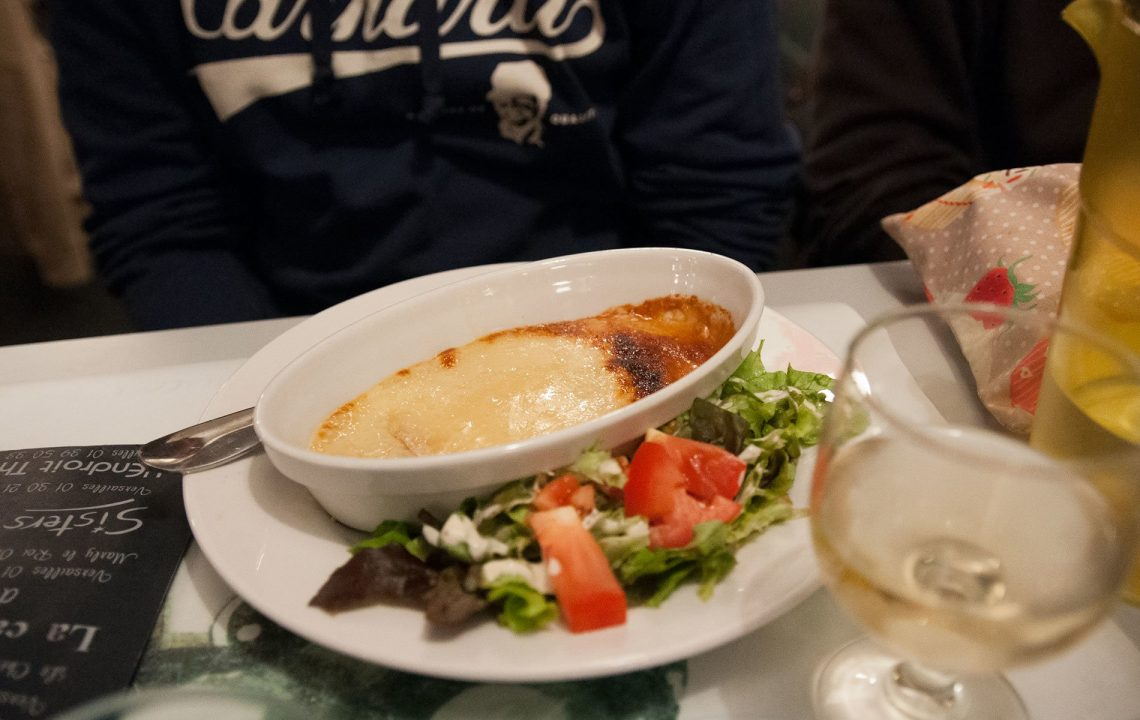 Restaurant La Cantine des Grands à Marly-le-Roi - 22 v'la Scarlett