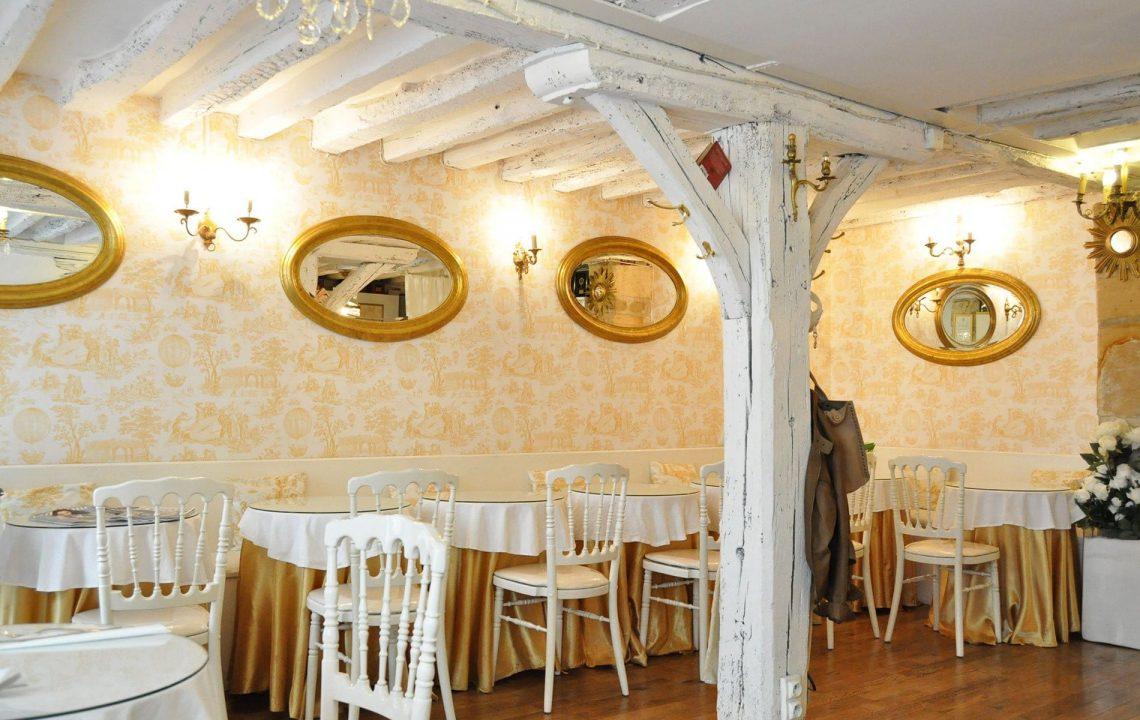 Chez Alice, salon de thé à Saint-Germain-en-Laye - 22 v'la Scarlett