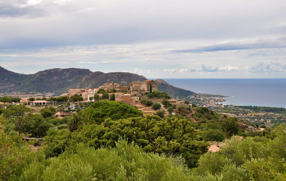La Balagne en Corse