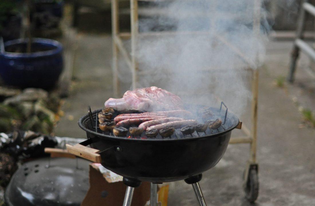 Barbecue - 22 v'la Scarlett