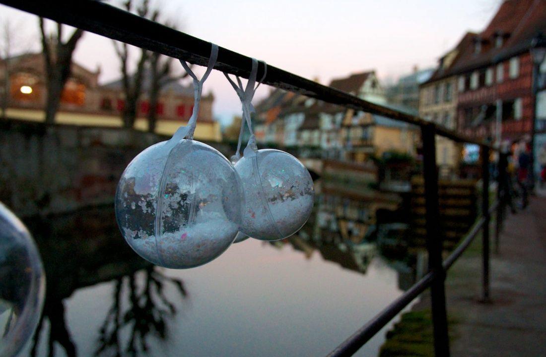 La petite Venise à Colmar en Alsace