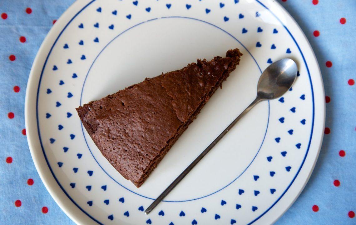 Recette: Moelleux au chocolat sans gluten et sans lactose