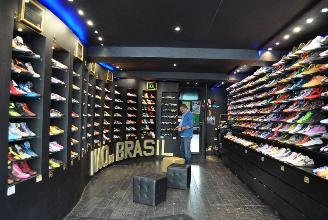 Boutique chaussures brésiliennes Nao Do Brasil à Saint Germain-en-Laye - 22 v'la Scarlett