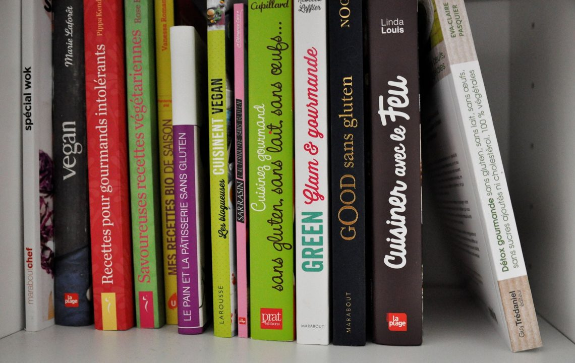 Mes livres de cuisine sans gluten - 22 v'la Scarlett