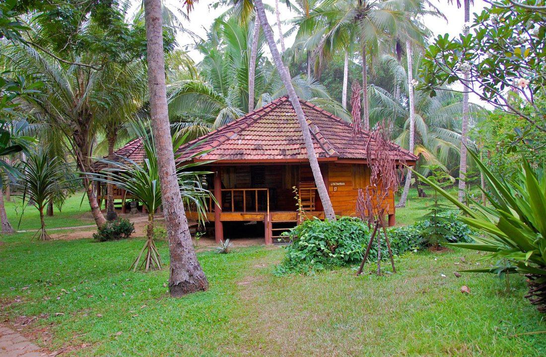 Hébergement au Sri Lanka : Palm Paradise Cabanas à Tangalle - 22 v'la Scarlett
