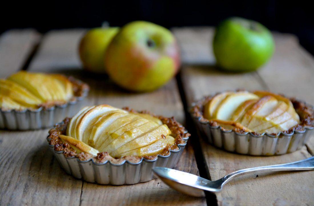 Ma recette de tartelettes aux pommes et au caramel sans gluten et sans lactose - 22 v'la Scarlett